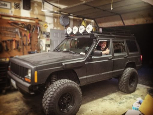 The XJ of 1000 Offroad Shops