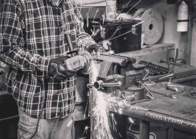 welding and fabrication for jeeps and 4x4