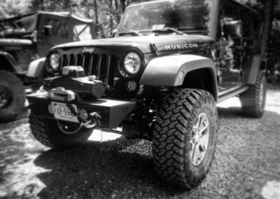 Jeep Wrangler JK Rubicon Unlimited Gear and Inner C braces