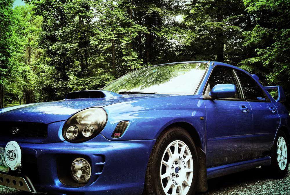 Prodrive Subaru WRX Rally Car Build