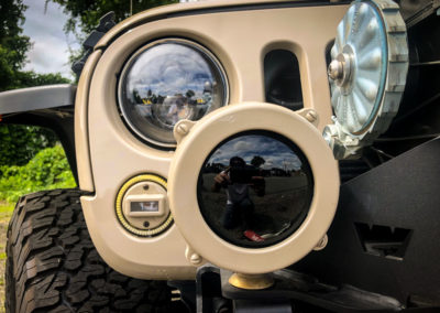 Jeep Wrangler JK JW Speakers & LED Lights