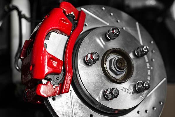 Jeep Wrangler Brake Upgrades BBK