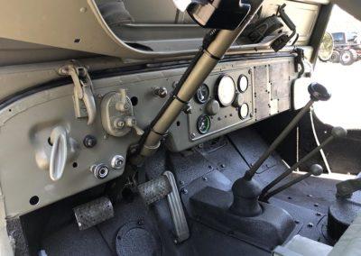 Jeep M38 Dashboard