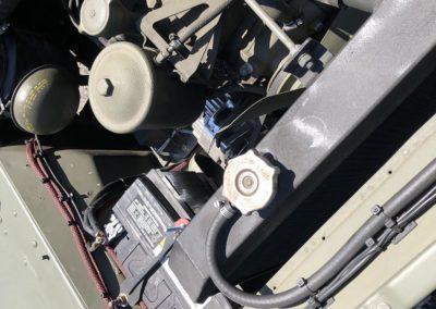Jeep WIllys M38 Engine Bay