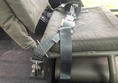 jeep Willys m38 p38 seatbelts