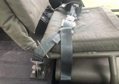 jeep Willys m38 p38 seatbelts