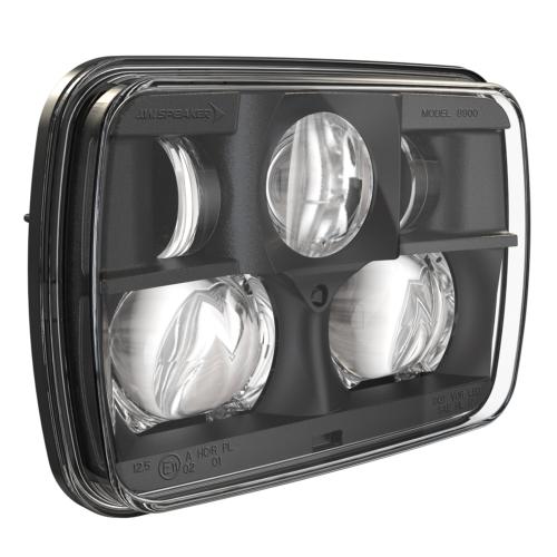 J.W. Speaker 8900 Evolution 2 Headlights for YJ and Xj